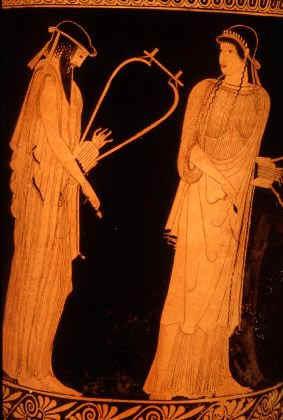 Alcaeus and Sappho