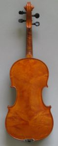 Lanini Violin Back - 1936