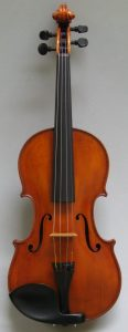 Lanini Violin Top - 1937