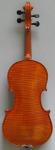Lanini Violin Back - 1937