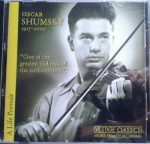 Shumsky CD